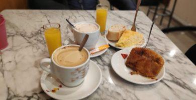 Café Bar Oporto (León)