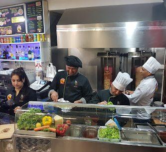 Pak Doner Kebab (León)